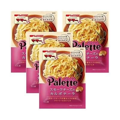マ・マー Palette スモークチーズのカルボナーラ (あえるだけパスタソース) 70g ×4袋