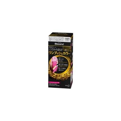 花王 ブローネ ワンプッシュカラー 4A:アッシュブラウン 1剤・2剤各40g