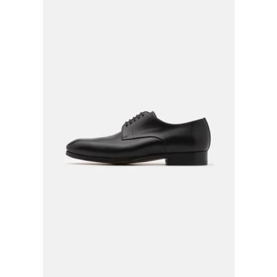 マグナーニ メンズ 靴 シューズ FLEX - Lace-ups - black