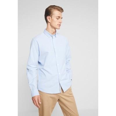 ソリッド シャツ メンズ トップス JUAN OXFORD - Shirt - sky blue