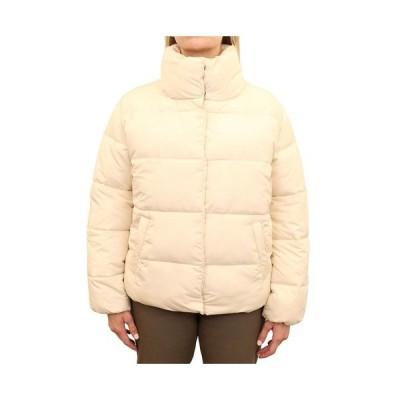 マウンテン アンド アイルス ジャケット&ブルゾン アウター レディース Women's Wide Quilted Puffer Jacket Natural