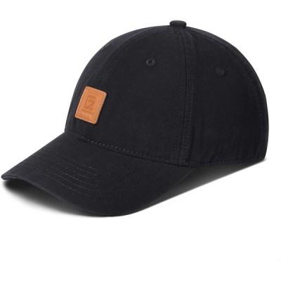 GADIEMKENSD キャップ メンズ コットン 100% 皮ワッペン 野球帽 メッシュキャップ ファッション ランニングキャップ わーくきゃっぷ