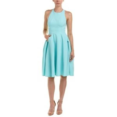 アルトングレイ レディース ワンピース トップス Alton Gray A-Line Dress aqua
