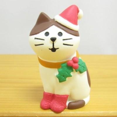 デコレ コンコンブル Merry CHRISTMAS concombre APPLE PARTY Merryにゃんこ  DECOLE concombre メリークリスマス雑貨 インテリア