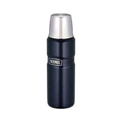 サーモス 真空断熱ステンレスボトル 0.47L [容量:470ml] [カラー:ミッドナイトブルー] #ROB-002-MDB THERMOS