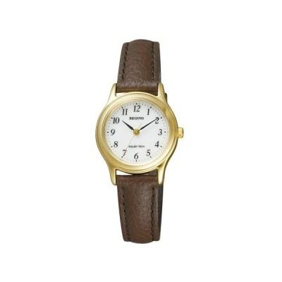 [シチズン]CITIZEN 腕時計 REGUNO レグノ ソーラーテック スタンダードモデル RS26-0031C レディース