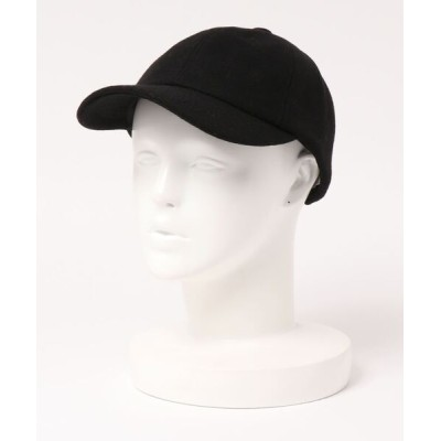 INTERPLANET/actuel / ウールCAP WOMEN 帽子 > キャップ