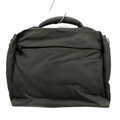 【中古】サムソナイト Samsonite ビジネスバッグ ブリーフケース 書類かばん ナイロン 黒 /YI23 メンズ