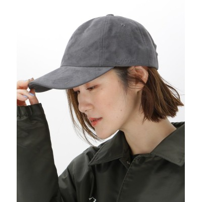 BASESTATION / ◆ローキャップ フェイクスウェード WOMEN 帽子 > キャップ