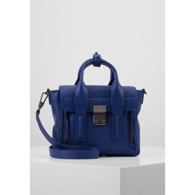 スリーワンフィリップリム ショルダーバッグ レディース バッグ PASHLI MINI SATCHEL - Across body bag - cobalt