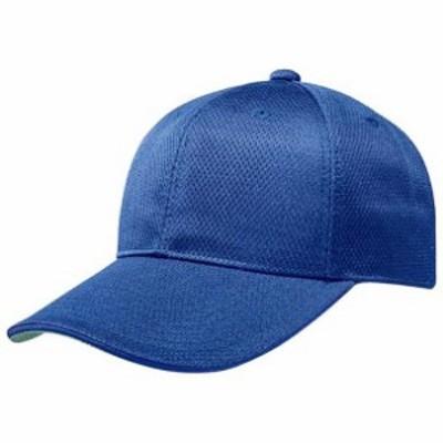 オールメッシュ六方型【MIZUNO】ミズノ野球 ウエア 帽子(12JW4B03)