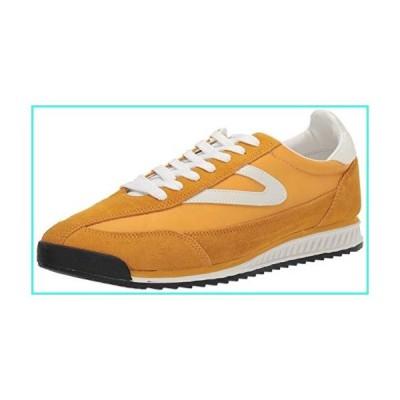 【新品】TRETORN Men's RAWLINS8 Sneaker, Yellow, 11.5 Medium US(並行輸入品)