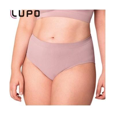 LUPO ルポ ブラジル ショーツ ブラジリアンカット ブラジリアンショーツ ブラジルランジェリー ハイウエスト 大きいサイズ プラスサイズ 40316