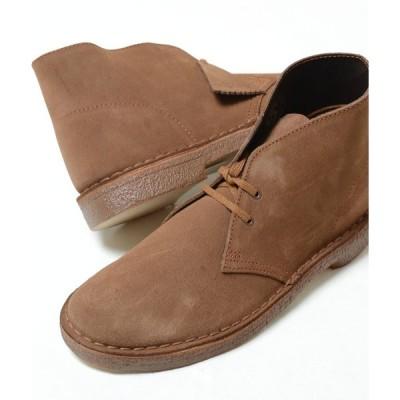 CLARKS ORIGINALS DESERT BOOT ★ クラークス オリジナルス デザートーブーツ ブラウン スエード メンズ ブーツ シュー 38230