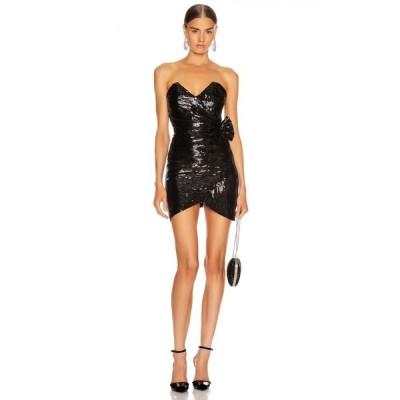 レトロフェット retrofete レディース ワンピース ワンピース・ドレス for FWRD Carolyn Dress Black