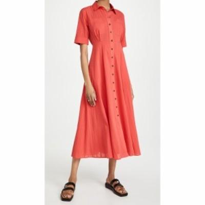 マラ ホフマン Mara Hoffman レディース ワンピース ワンピース・ドレス Lorelei Dress Red