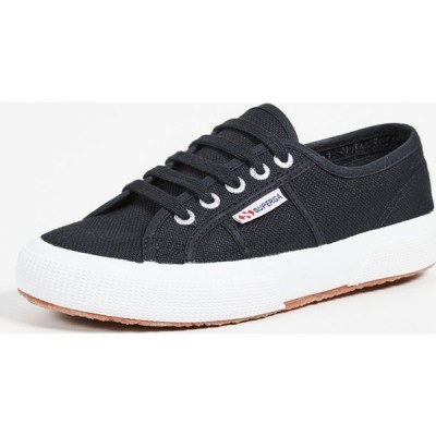 スペルガ Superga レディース スニーカー レースアップ シューズ・靴 Cotu Classic Lace Up Sneakers Black