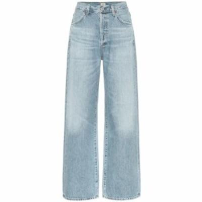 シチズン オブ ヒューマニティ Citizens of Humanity レディース ジーンズ・デニム ボトムス・パンツ Flavie Trouser high-rise jeans Tu