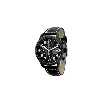 【海外直輸入】Zeno-Watch-Basel Men´s Watch Automatic 9557TVDD-bk-a1