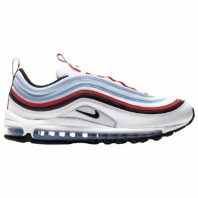 ナイキ メンズ エア マックス97 Nike Air Max '97 スニーカー White/Black/University Red/Psychic Blue