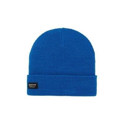 Burton / ワッフルニット素材 ニット帽 MEN 帽子 > ニットキャップ/ビーニー