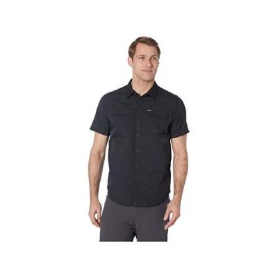 コロンビア Silver Ridge 2.0 Short Sleeve Shirt メンズ シャツ トップス Black