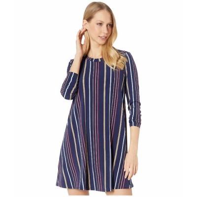 BCBジェネレーション ワンピース トップス レディース Long Sleeve A-Line Dress TPM6236039 Multi