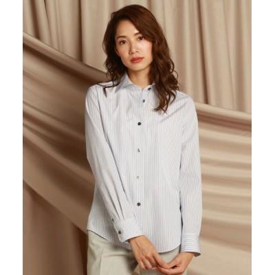 la.f.../ラ・エフ 《THOMAS MASON》シンプルベーシックシャツ ホワイト系その他 11号