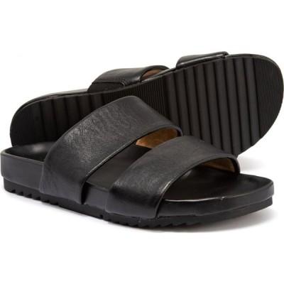 ナチュラライザー Naturalizer レディース サンダル・ミュール シューズ・靴 Amabella Slide Sandals - Suede Black