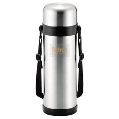 パール金属 水筒 800ml コップ 付き ダブル ステンレスボトル リフレス HB-2424