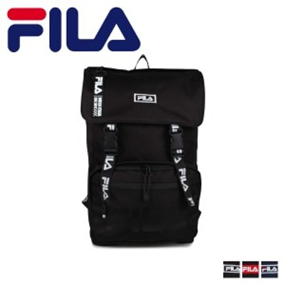 フィラ FILA リュック バッグ バックパック メンズ レディース BAG PACK ブラック ネイビー 黒 7590
