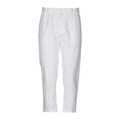 ディースクエアード DSQUARED2 パンツ ホワイト 48 コットン 100% / ポリウレタン / ポリエステル パンツ
