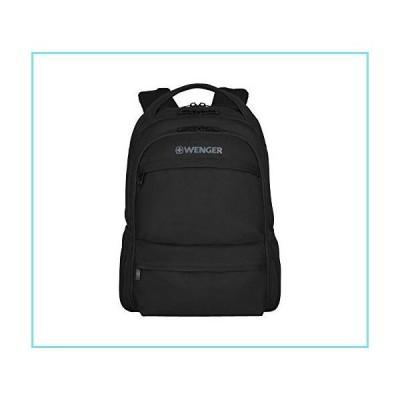 Wenger/SwissGear Fuse backpack Neoprene Black【並行輸入品】