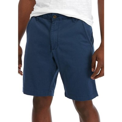トゥルー クラフト メンズ ハーフパンツ・ショーツ ボトムス 9 Inch Twill Flat Front Shorts