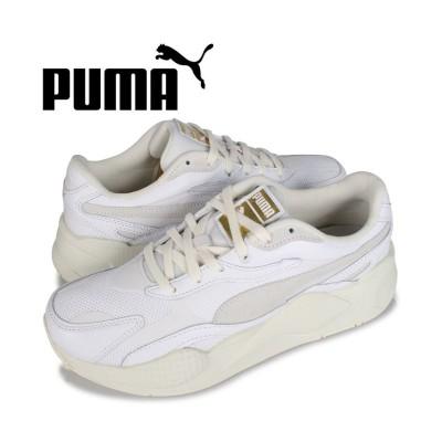 【スニークオンラインショップ】 プーマ PUMA スニーカー メンズ RS-X3 LUXE ホワイト 白 374293 メンズ その他 US9.0-27.0 SNEAK ONLINE SHOP