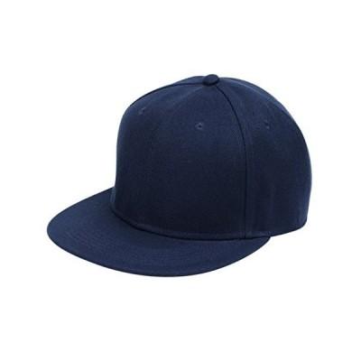 Takiloy キャップ メンズ レディース 無地 Hip Hop 帽子 クラシック 平ひさし帽 ヒップホップ 野球帽 ゴルフ オシャレ 旅
