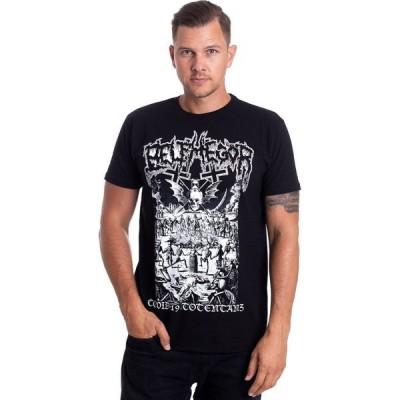 インペリコン Impericon メンズ Tシャツ トップス - Totentanz - T-Shirt black