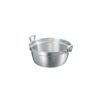 中尾アルミ キング アルミ 打出 料理鍋 目盛付 24cm