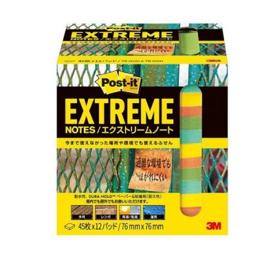 ポスト・イット エクストリームノート EXTRM33-12AMJ1