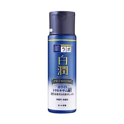 肌ラボ 白潤プレミアム 薬用浸透美白化粧水 しっとり ( 170ml )/ 肌研(ハダラボ)