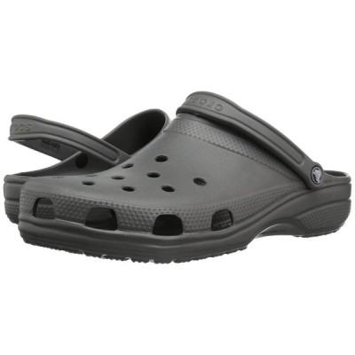 クロックス Crocs レディース クロッグ シューズ・靴 Classic Clog Slate Grey