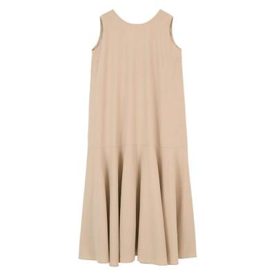 バックオープン裾切替ワンピース ティティベイト titivate (ワンピース)Dress