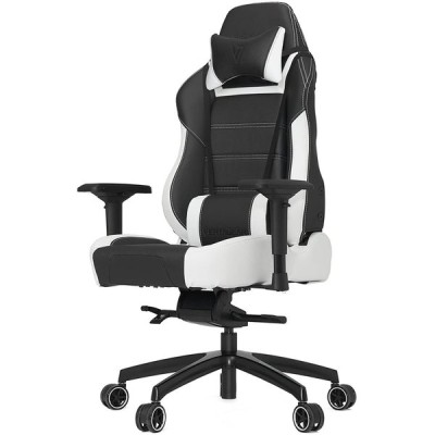 Vertagear P-Line PL6000 Racing Series Office Gaming Chair (Black/White)