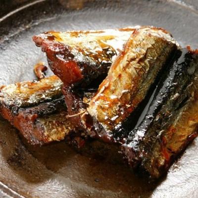 平松食品 さんま蒲焼 75g|三河つくだ煮(甘露煮) ご飯のお供 惣菜 一人暮らし
