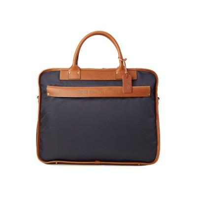 【カバンのセレクション】 フェリージ ビジネスバッグ メンズ 本革 B4 Felisi 8637-2-ds 1772-1-ds メンズ ブルー フリー Bag&Luggage SELECTION