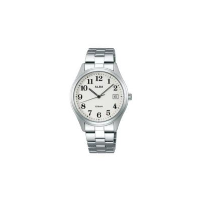 SEIKO ALBA スタンダード AQGJ411 プレゼント付き 国内正規品 メンズ 腕時計