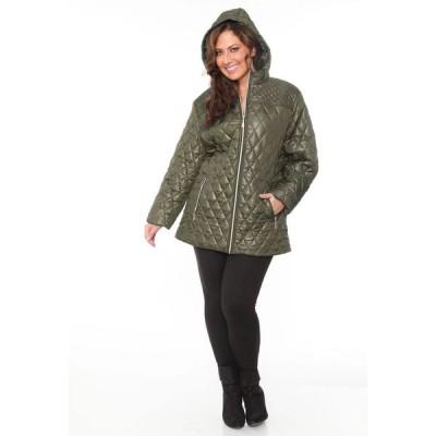 ホワイトマーク レディース コート アウター Shine Plus Women's Puffer Coat