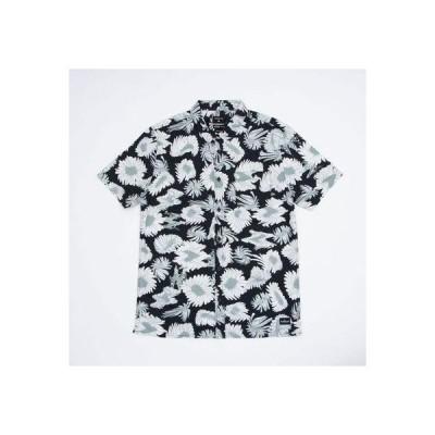クイックシルバー QUIKSILVER QUIKSILVER/クイックシルバー GQYWT03207 半袖シャツ (ブラック)