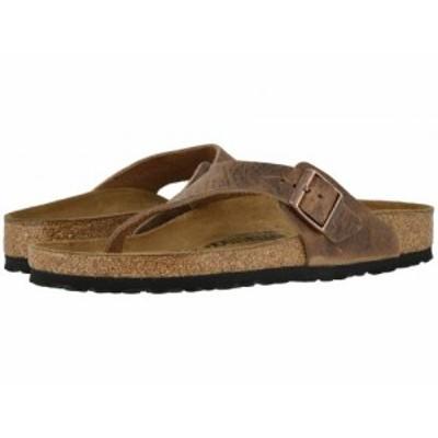 Birkenstock ビルケンシュトック メンズ 男性用 シューズ 靴 サンダル Como Camberra Tobacco Oiled Leather【送料無料】