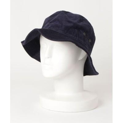 SHIPS / NEWHATTAN: コーデュロイ バケット ハット MEN 帽子 > ハット